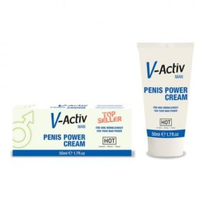 CREME ESTIMULANTE PENIS POWER CREAM V-ACTIV